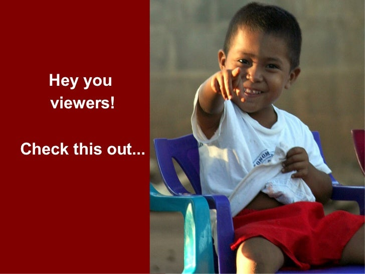 Hey you  viewers! Check this out...