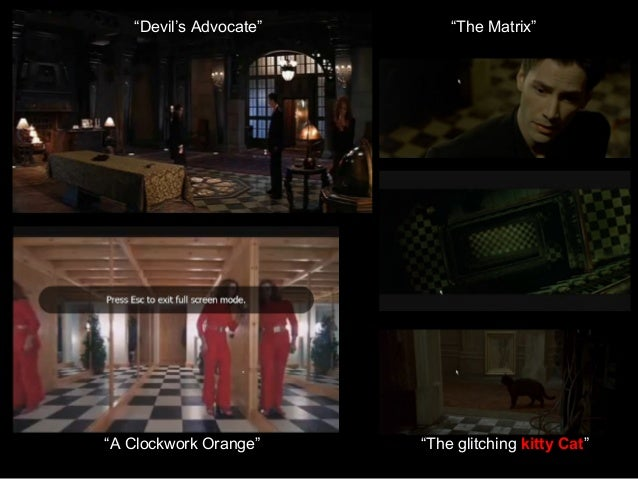 Checkerboard Floors And Masonic Symbolism In Movies And Music Part I
