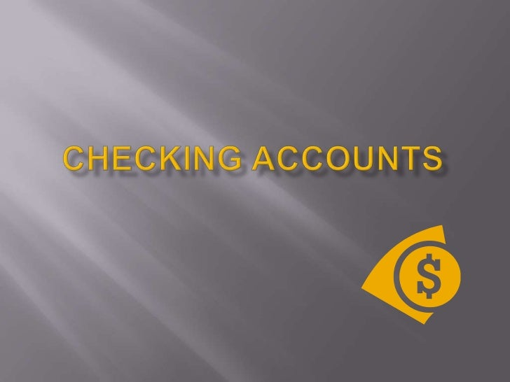    Checking accounts   Checkbook   Other debits   Protecting Your Data   Endorsements