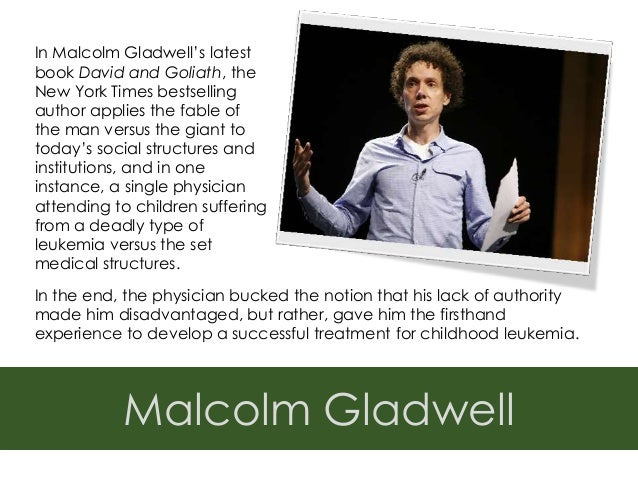 Checking America's Pulse with Malcolm Gladwell Slide 2