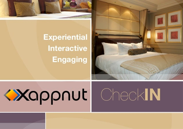 ® Experiential Interactive Engaging CheckIN