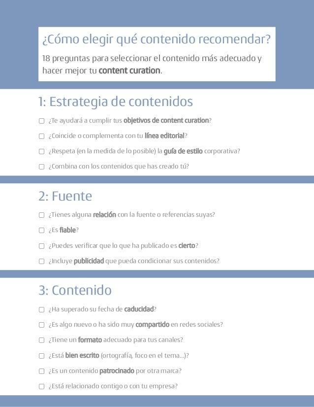 ¿Cómo elegir qué contenido recomendar?¿Cómo elegir qué contenido recomendar? 1: Estrategia de contenidos1: Estrategia de c...