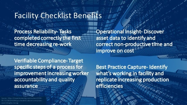 How A Checklist Can Boost Efficiency And Reduce Mistakes
