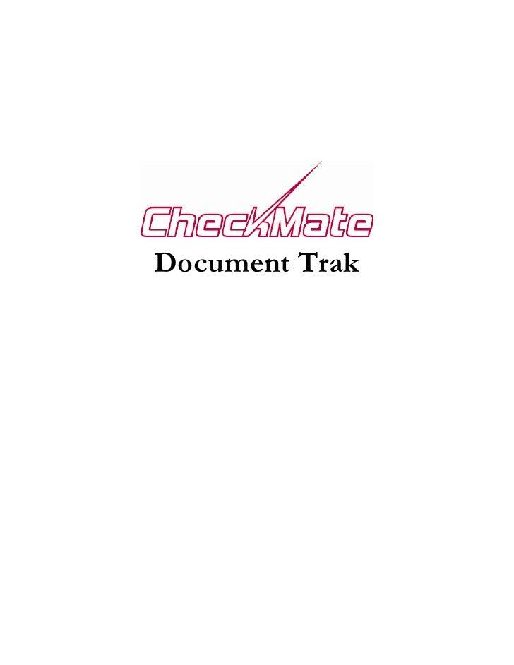 Document Trak