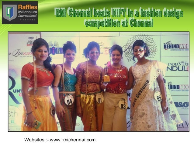 Check Out Awards Winning Fashion Design Colleges In Chennai