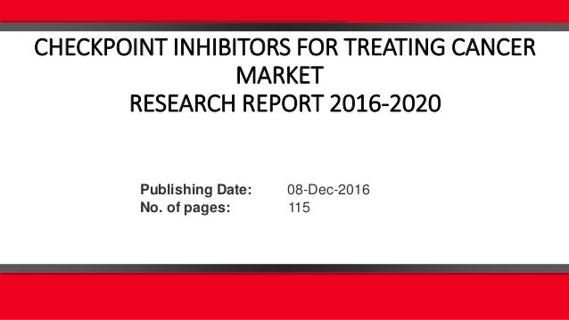 foescasting checkpoint Global immune check point inhibitor report provides deep analysis of market it define, describe and forecast the market by product type and key counties it covers growth.