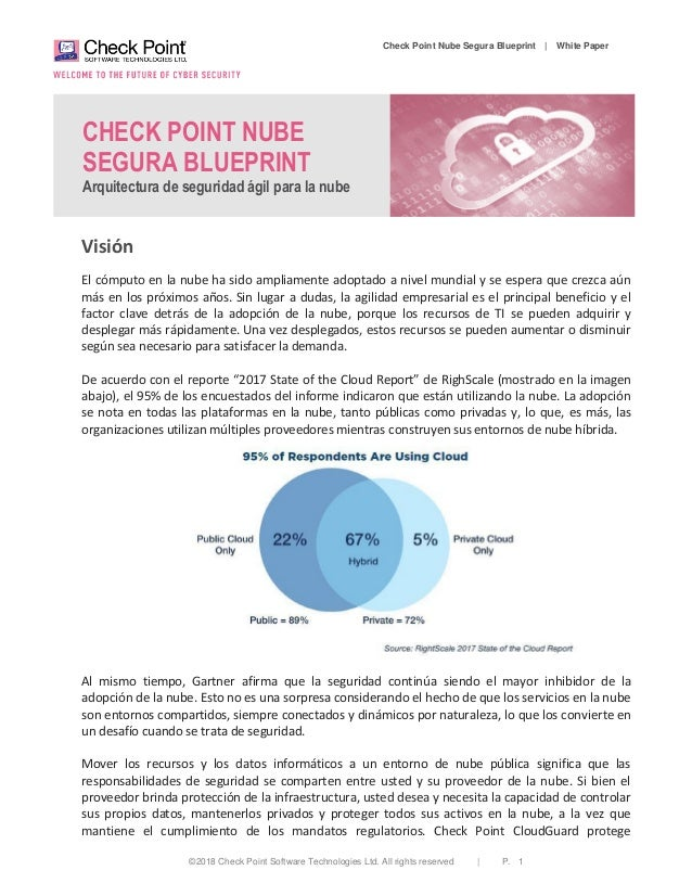 Check point nube segura blueprint 2018 check point software technologies ltd all rights reserved p 1 check malvernweather Image collections