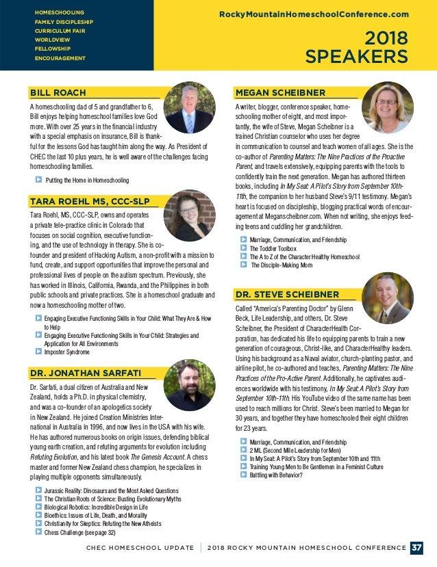 Homeschool Update Magazine 2018 Volume 2 Issue 101