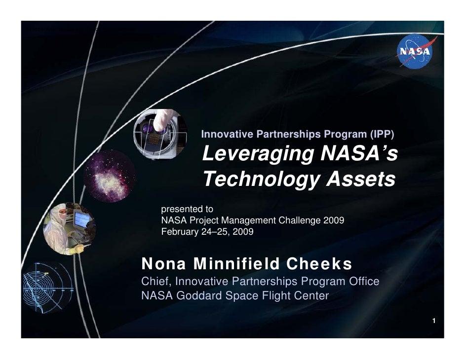 National Aeronautics and Space AdministrationNationalAeronautics and Space Administration                                 ...