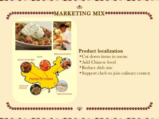 9 Marketing Mix