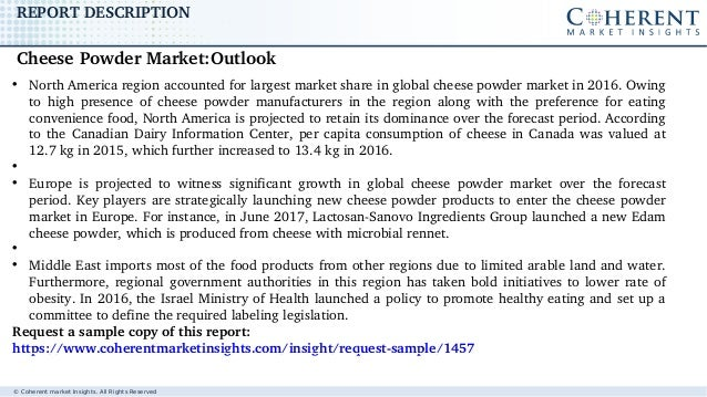 © Coherent market Insights. All Rights Reserved REPORTDESCRIPTION  NorthAmericaregionaccountedforlargestmarketsha...