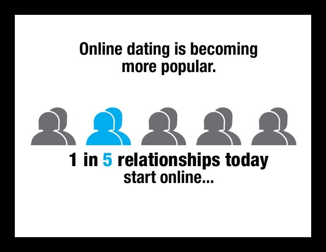 how to start an online dating relationship A growing body of research suggests marriages and relationships that start through online dating are more likely to survive than those that start in person.