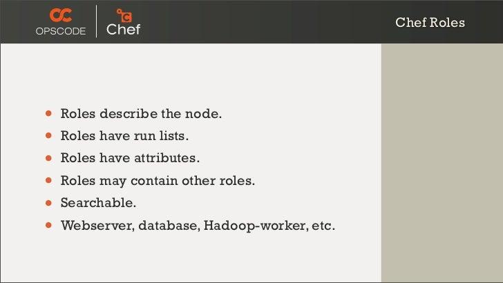 OpenStack Roles•   nova-single-machine•   nova-db•   nova-rabbitmq-server•   glance-single-machine•   nova-multi-controlle...