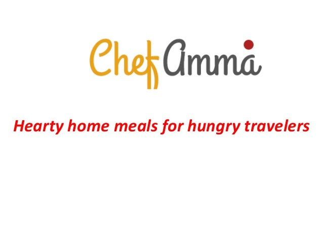 Hearty home meals for hungry travelers