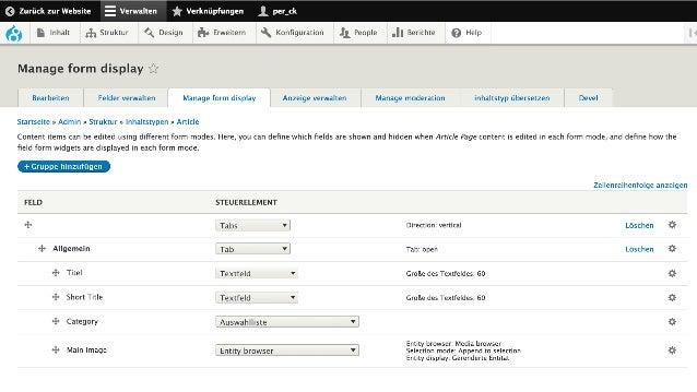 • 300 - 400 SQL Queries pro Seite (ungecached)