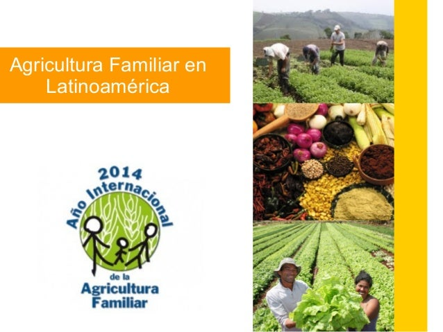 Agricultura Familiar en Latinoamérica