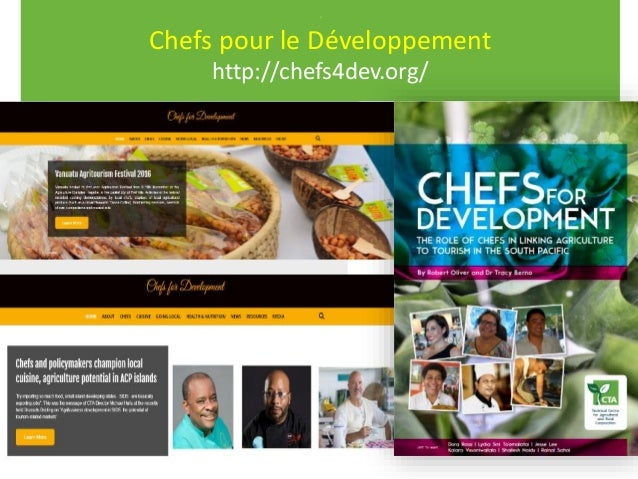 . Chefs pour le Développement http://chefs4dev.org/