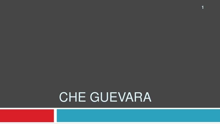 Cheguevara<br />1<br />