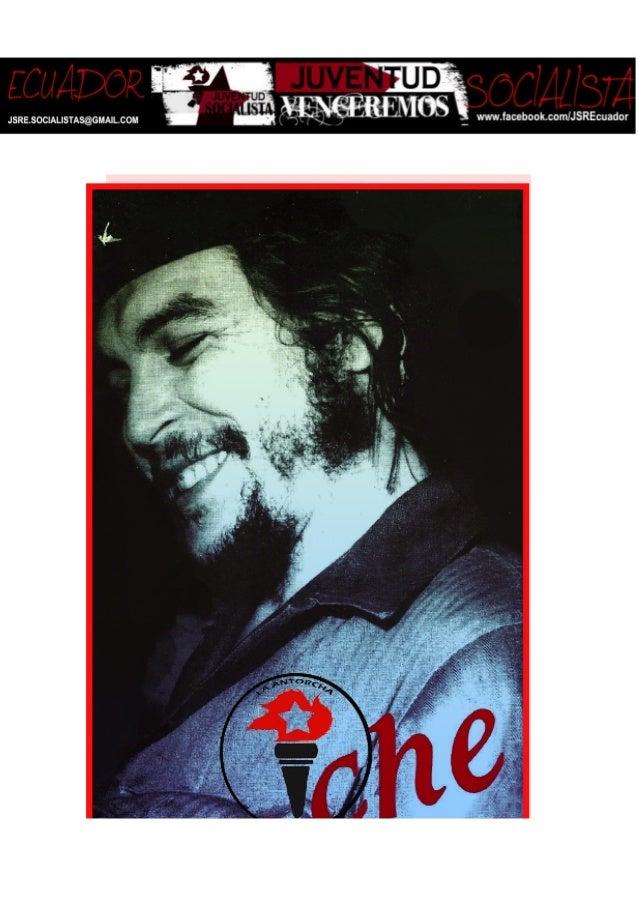 Dr. Tomás AguilarLOS CAMINOS DEL CHEA María Antonia que pregunta ¿Quien es el Che?Autor: Dr Tomas AguilarLevantamiento del...