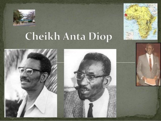 Cheikh Anta Diop est né le 29 décembre 1923 dans le village de Caytou situé dans la région de Diourbel (en pays Baol-Cayo...