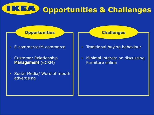 ikea s cost efficient supply chain Value chain analysis of ikea primary activities inbound logistics ikea   are also low cost management is informal ,major decision are made with ingvar   and production differentiation through efficiently managing its supply chain.