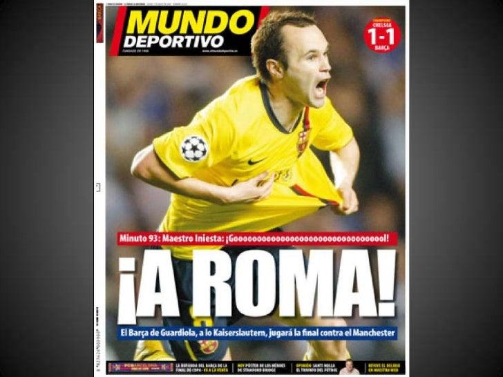 Chelsea vs Barça 2009