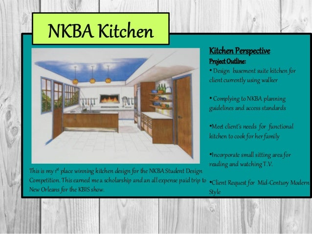 ... Perspectives; 4. This Is My 1st Place Winning Kitchen Design ...