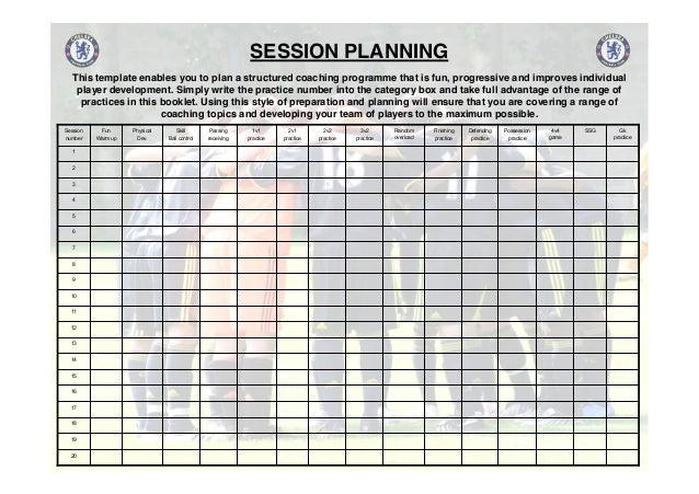 Chelsea Fc Development Booklet