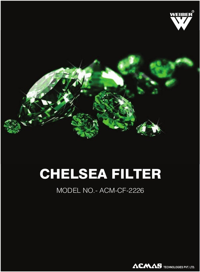 Chelsea Filter by ACMAS Technologies Pvt Ltd