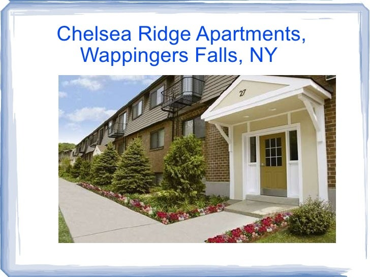 Chelsea Ridge Apartments, Wappingers Falls, NY