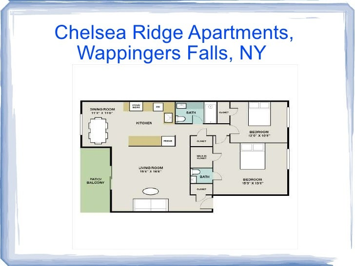 Chelsea Ridge Apartments In Wappingers Falls Ny