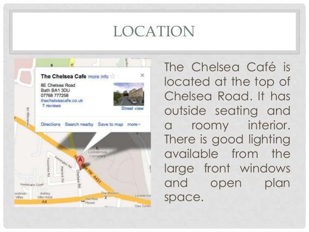 Chelsea roadpp Slide 3