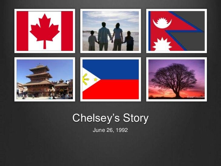 Chelsey's Story<br />June 26, 1992<br />