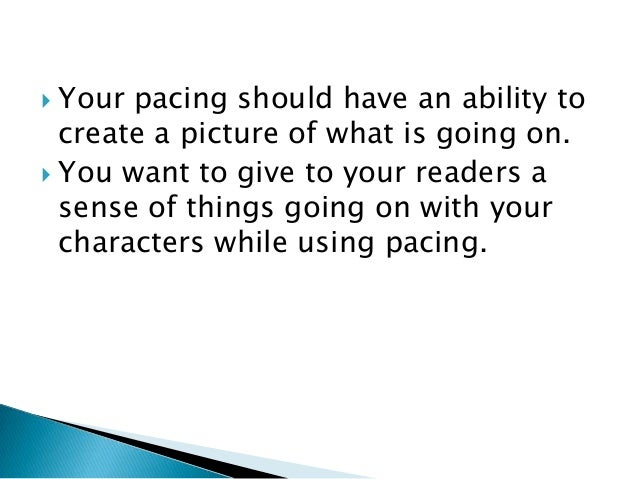    When you are writing a story. Make sure that    you have at least a basic idea of what it is    first.   You do not w...