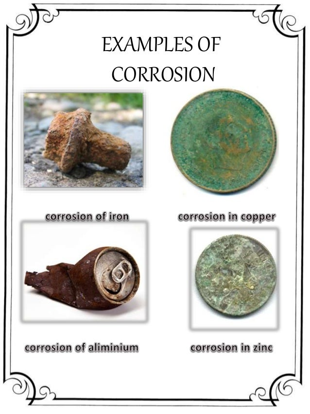 corrosion of metals Learn the basics about rust, it's prevention and treatment what causes rust why do only metals rust  how to do zinc plating of metal parts for corrosion protection diy electroplating.