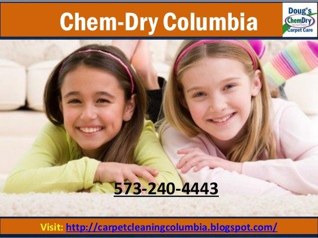 Visit: http://carpetcleaningcolumbia.blogspot.com/ Chem-Dry Columbia 573-240-4443
