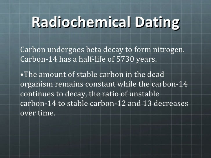 Hookup In Of Radiochemical Chemistry Definition