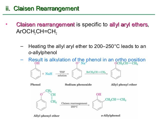 Chem 2425 Chap 18 Notes