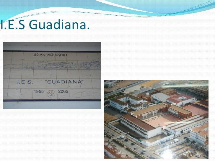 I.E.S Guadiana.