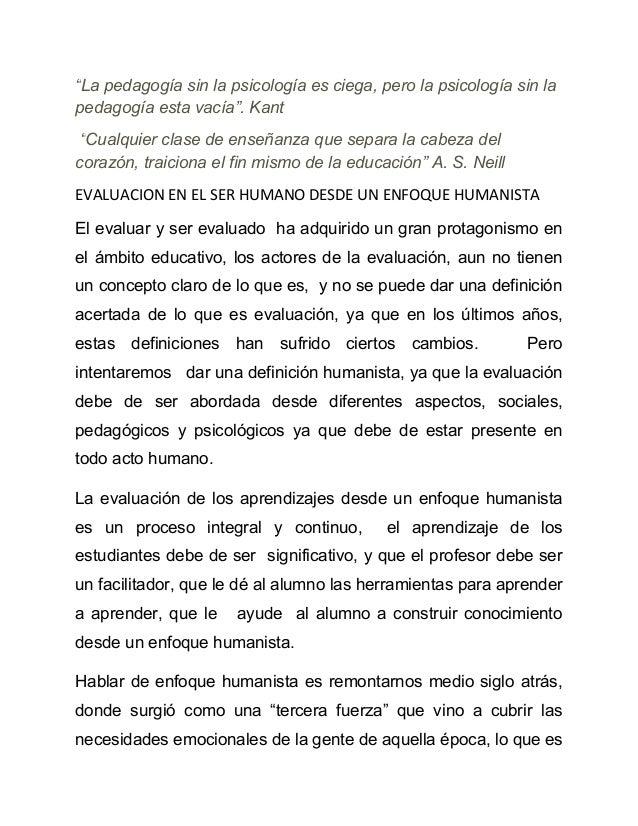 """""""La pedagogía sin la psicología es ciega, pero la psicología sin la pedagogía esta vacía"""". Kant """"Cualquier clase de enseña..."""