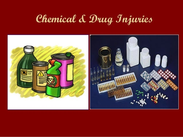 Chemical & Drug Injuries
