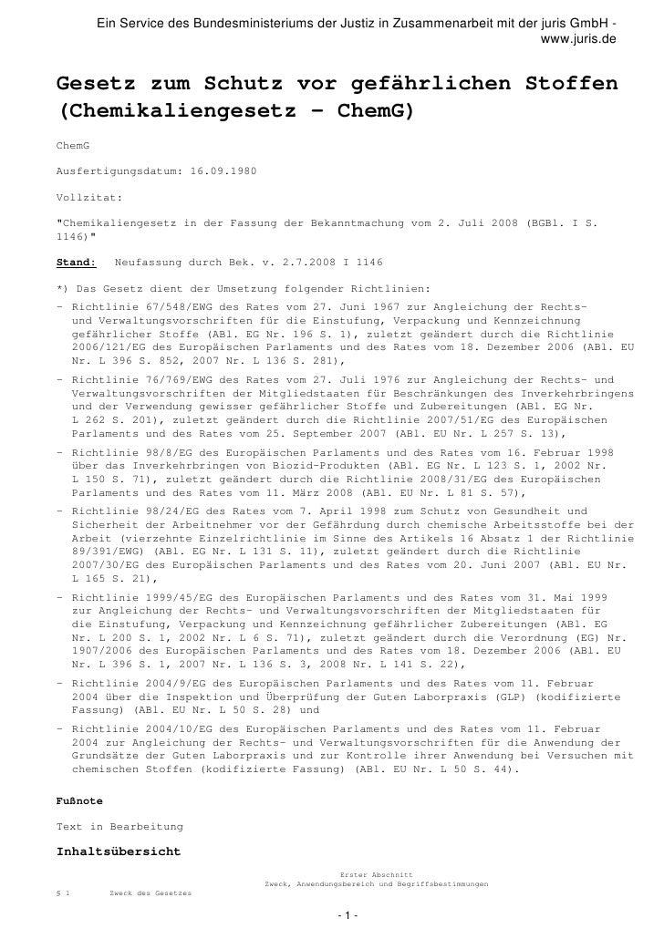 Ein Service des Bundesministeriums der Justiz in Zusammenarbeit mit der juris GmbH -                                      ...
