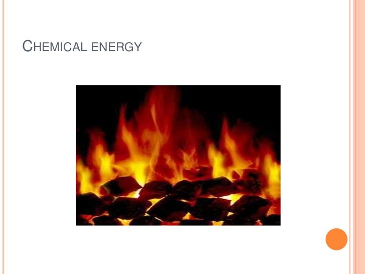 What Form Of Energy Is Stored In Food