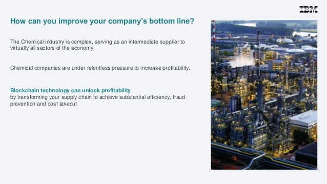 How to achieve supply chain visibility in the Chemical industry Slide 2