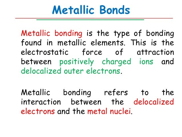importance of chemical bonding Tips for gce o-level chemistry: chemical bonding photo many students  neglect this very fundamental yet important topic in secondary 3.
