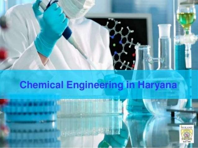 Chemical Engineering in Haryana