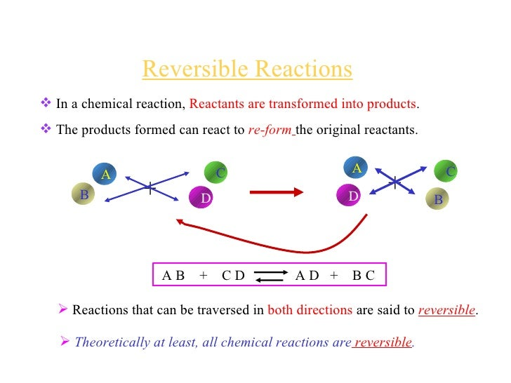 chemical equilibrium chemical reactions The following equations of mass-balance could apply  when the equilibrium  constants are known and the total.
