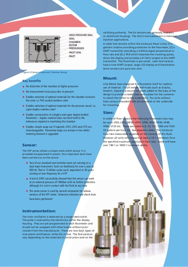 Chemical injection brochure
