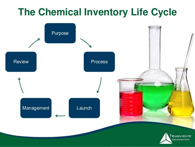 Get A Grip On Your Chemical Inventory