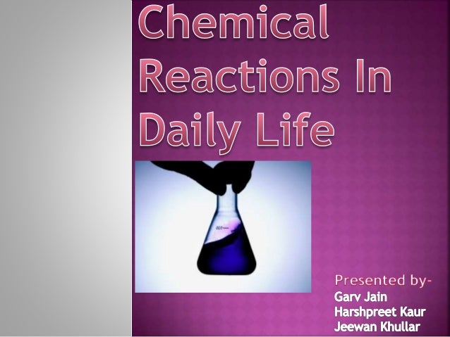 reaction of chapter1 in life and Reaction involves reactants changing to products a catalyst is often needed to begin the chemical reac-tion 7  chapter 2 the chemistry of life answer key.